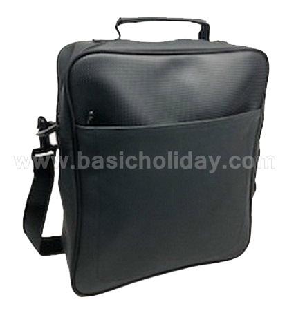 กระเป๋าสะพาย กระเป๋าผู้ชาย กระเป๋าสะพายข้างผู้ชาย กระเป๋าพรีเมี่ยม ทำกระเป๋าแจก ของขวัญ ปัก สกรีน