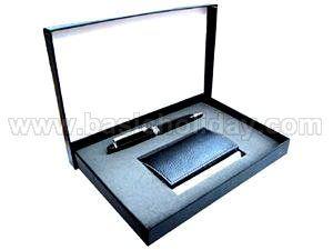 ชุดกล่องนามบัตรและปากกา ของพรีเมี่ยม สินค้าพรีเมียม ของที่ระลึก ของชำร่วย ของแจก ของแถม สั่งทำ สั่งผลิต