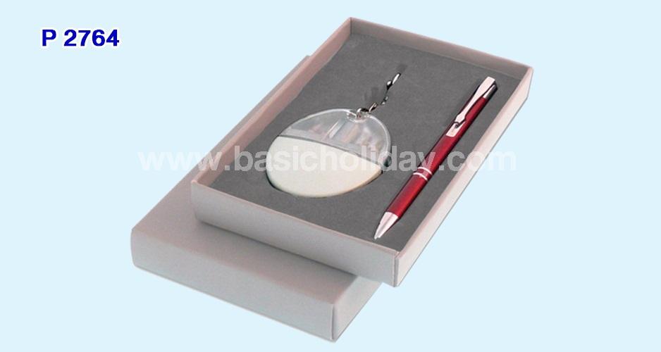 ชุดกิ๊ฟเซ็ตพวงกุญแจเครื่องมือเล็กพร้อมปากกา
