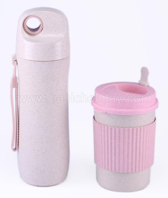 กิ๊ฟเซ็ทแก้วน้ำ กิ๊ฟเซ็ทกระบอกน้ำพรีเมี่ยม ของชำร่วย สินค้าพรีเมี่ยม แก้ว Eco ของขวัญปีใหม่ Giftset