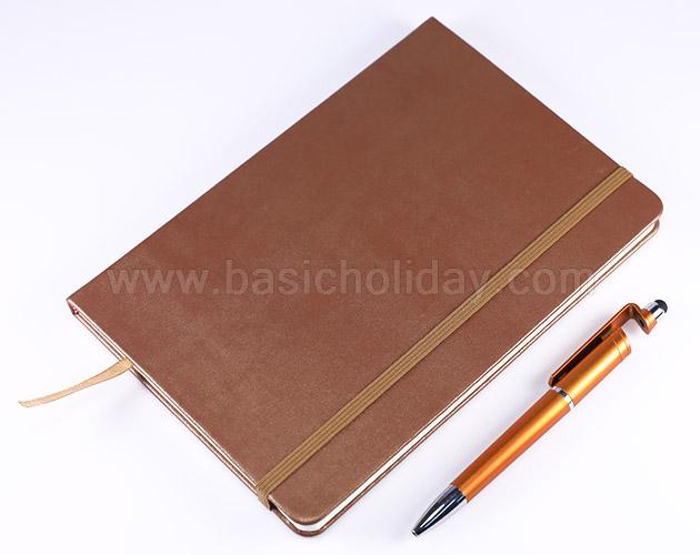 สั่งทำสมุดโน้ต สมุดฉีกมีปก สมุดไดอารี่ ของพรีเมียม Free สกรีน สมุดโน๊ต รับทำสมุดโน๊ต