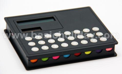 กระดาษโน้ตพร้อมเครื่องคิดเลข สินค้าพรีเมียม ของที่ระลึก ของชำร่วย ของแจก ของแถม สั่งทำ สั่งผลิต