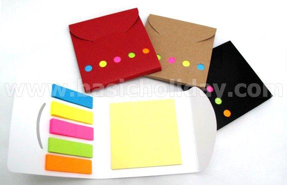 กระดาษและสมุดโน๊ต กระดาษโน้ตและโพสอิท กระดาษฉีก ของใช้สำนักงาน ของที่ระลึก ของแจก ของขวัญ