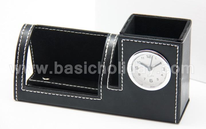 กล่องใสใส่เครื่องเขียน ของพรีเมี่ยม ของที่ระลึก ชุดอุปกรณ์สำนักงาน กล่องใส่อุปกรณ์สำนักงาน กล่องใส่เครื่องเขียน