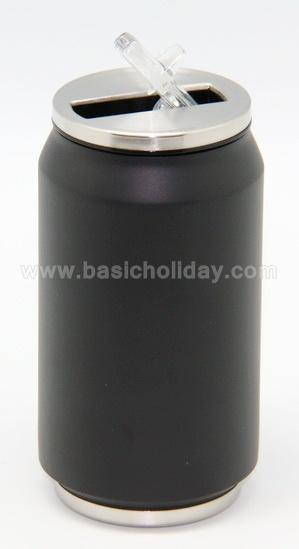 กระบอกน้ำ กระติกน้ำสแตนเลส กระป๋องน้ำสแตนเลส can แก้วน้ำสแตนเลส ของขวัญ ของที่ระลึก