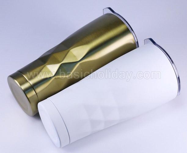 แก้วสแตนเลส กระบอกน้ำสแตนเลส พรีเมี่ยม แก้วน้ำสแตนเลสพร้อมสายคล้อง ของแจก สกรีนฟรี สกรีนโลโก้