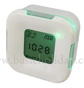 P1553 นาฬิกาดิจิตอลเล็ก