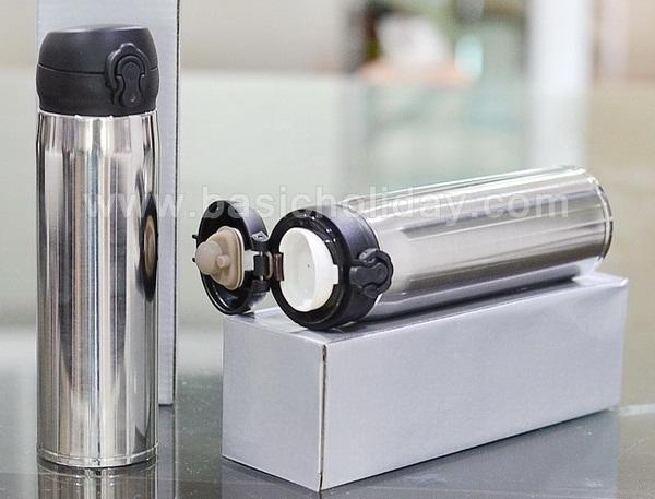 กระติกน้ำ แก้วสแตนเลสพรีเมี่ยม กระบอกน้ำสแตนเลส ของแจก ของแถม สกรีนฟรี ใส่ชื่อโลโก้