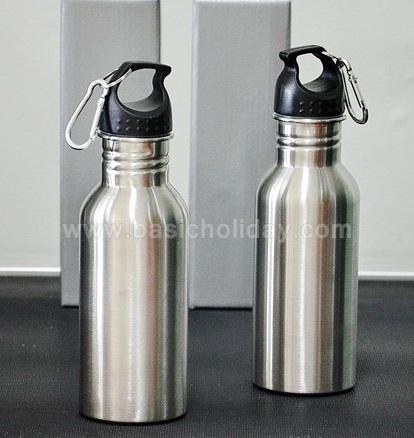 กระติกน้ำ แก้วสแตนเลสพรีเมี่ยม กระบอกน้ำสแตนเลส ของแจก ของแถม สกรีนฟรี ใส่ชื่อโลโก้ได้