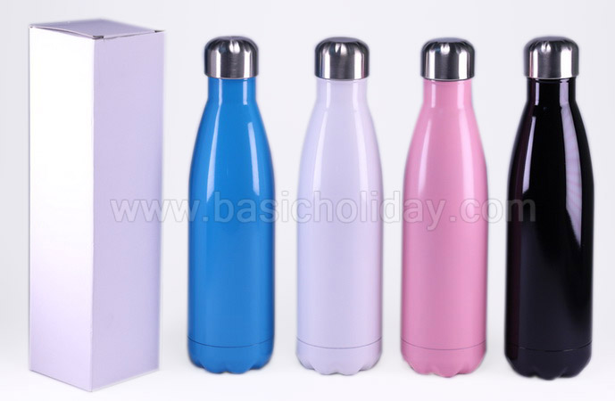 กระติกน้ำสแตนเลส ของ premium สำหรับแจกลูกค้า ของพรีเมี่ยมมีสต๊อก กระบอกน้ำสแตนเลส ของขวัญ