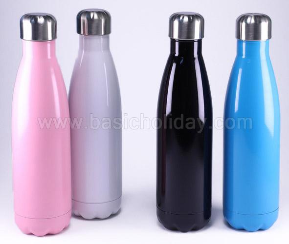 กระติกน้ำสแตนเลส ของ premium สำหรับแจกลูกค้า ของพรีเมี่ยมมีสต๊อก กระบอกน้ำสแตนเลส ของชำร่วย