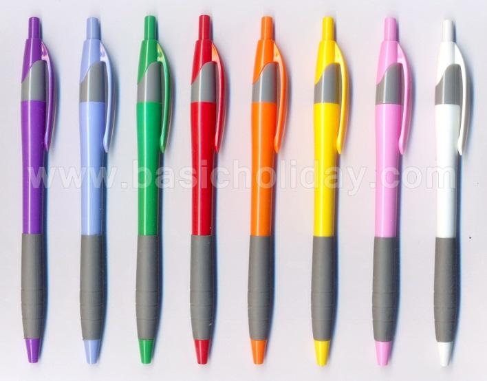 ปากกา พลาสติก 1 ปากกาพลาสติก ปากกาสกรีนโลโก้ ปากกาพลาสติก พรีเมี่ยม ปากกาพรีเมี่ยม