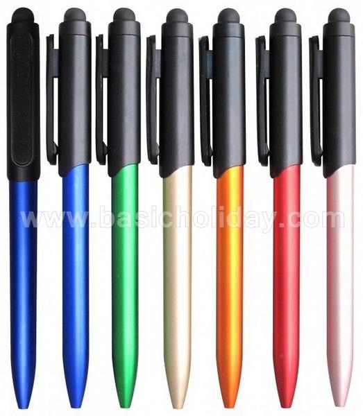ปากกาพลาสติก ปากกาสกรีนโลโก้ ปากกาพลาสติก พรีเมี่ยม ปากกาสกรีนโลโก้ ทำปากกาแจก