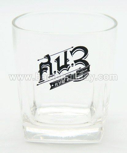 แก้วน้ำใส แก้วพรีเมี่ยม แก้วมัค พรีเมี่ยม แก้วน้ำ สกรีนโลโก้ ชื่อ บริษัทฯ ของพรีเมี่ยม งานด่วน ของใช้ในร้าน
