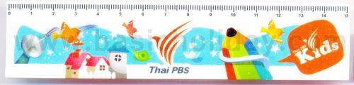 M 3230 ไม้บรรทัดพลาสติกพีพี - Thai PBS