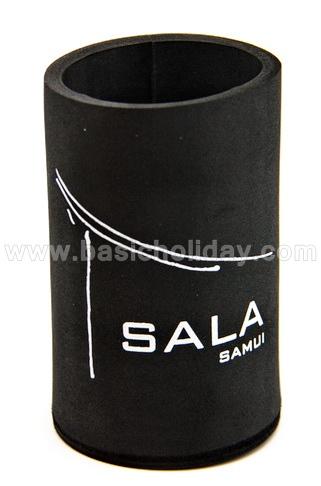 M 4391 ถ้วยยางหุ้มกระป๋องเก็บความเย็น-SALAที่เก็บความเย็น ยางหุ้มขวดเบียร์เก็บความเย็น ยางหุ้มกระป๋องเบียร์