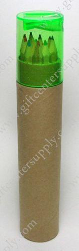 1788-1 ชุดสีไม้ในกล่องพร้อมกบเหลา-แบบยาว
