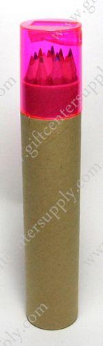 1788-2 ชุดสีไม้ในกล่องพร้อมกบเหลา-แบบยาว