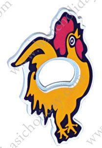 114-PQ-50 ที่เปิดขวดติดตู้เย็น-แม่ไก่