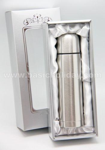 P 2328 กระติกน้ำในกล่องกิ๊ฟท์เซ็ท ของพรีเมี่ยม สินค้าพรีเมียม ของที่ระลึก ของชำร่วย ของแจก ของแถม สั่งทำ สั่งผลิต