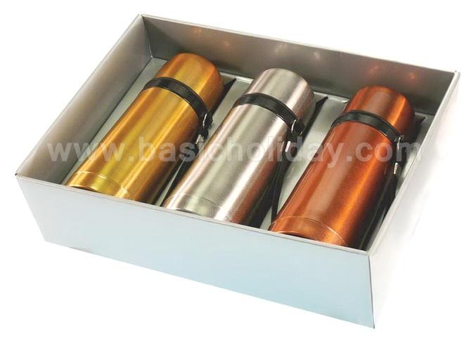 ชุดกิ๊ฟเซ็ทกระติกน้ำ กระบอกน้ำ กระติกน้ำสแตนเลส กระบอกน้ำอลูมิเนียม แก้วน้ำสแตนเลส ขวดน้ำ เหยือกน้ำ กระติกน้ำ สินค้าพรีเมี่ยม giftshop ของที่ระลึก ของแจก giftset