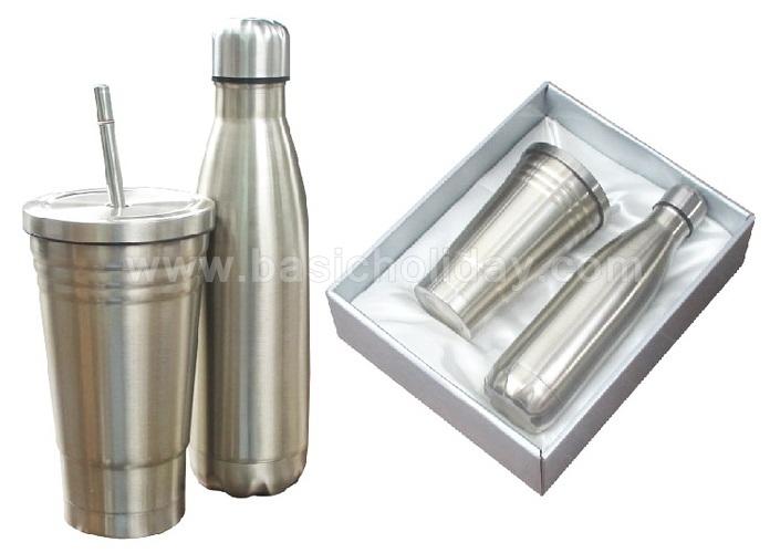 Gift Set แก้ว กระบอกน้ำ กระติกน้ำร้อน ชุดกิ๊ฟเซ็ทกระบอกน้ำ ของชำร่วย สินค้าพรีเมี่ยม ของที่ระลึก งานเกษียณ