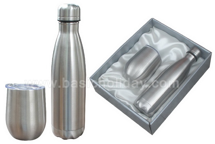 ชุดกิีฟเซ็ทกระติกน้ำ กิ๊ฟเซ็ทแก้วน้ำ กิ๊ฟเซ็ทกระบอกน้ำพรีเมี่ยม ของชำร่วย สินค้าพรีเมี่ยม พร้อมแก้วน้ำ