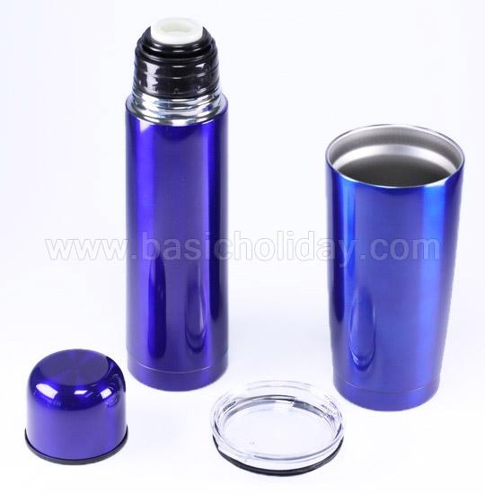 กระติกน้ำ แก้วสองใบ สินค้าที่ระลึก สินค้าส่งเสริมการขาย พรีเมียม ของขวัญ สกรีน ของแจกปีใหม่