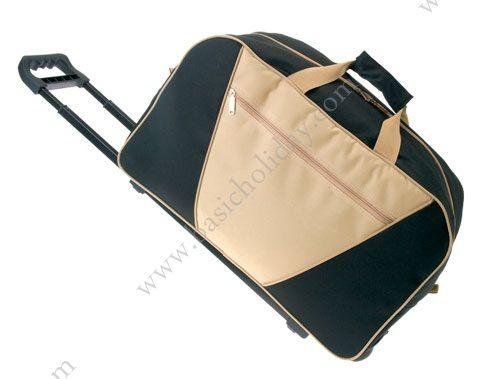 M 2266 กระเป๋าล้อลากทรงนอน 600D