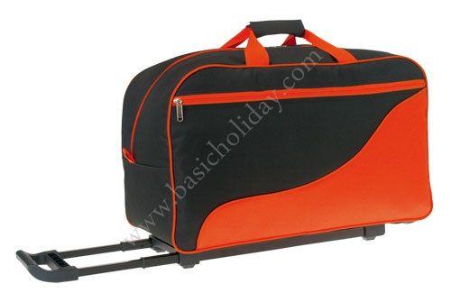 M 2273 กระเป๋าล้อลากทรงนอน 600D