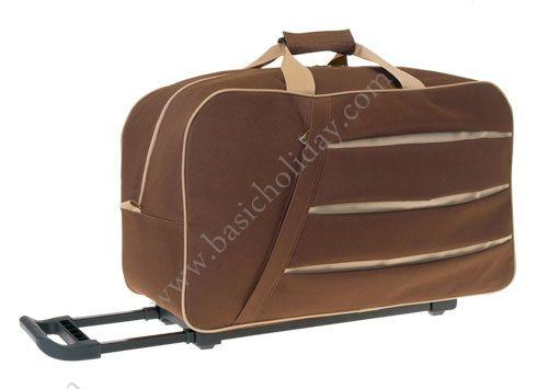 M 2274 กระเป๋าล้อลากทรงนอน 600D