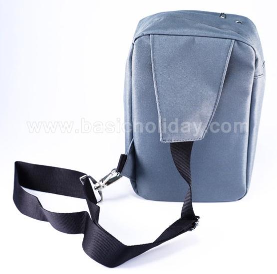 เป้สะพายข้าง กระเป๋าแจกลูกค้า แจกงานสัมมนา ผลิตกระเป๋า โรงงานกระเป๋า รับผลิตกระเป๋าเอกสาร พร้อมสกรีน