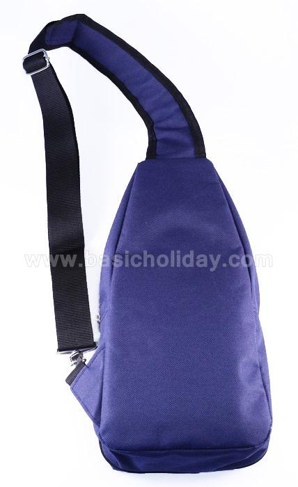กระเป๋าสะพายข้าง รับผลิตกระเป๋าพรีเมี่ยม กระเป๋าเป้ กระเป๋าผู้ชาย กระเป๋าคาดอก มีซิป สะพายข้าง กระเป๋าผ้าพรีเมี่ยม เลือกสีได้