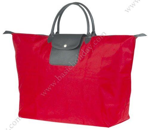 M 2424 กระเป๋าช้อปปิ้ง ผ้า 420D
