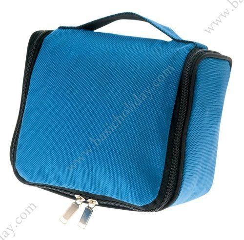 M 2495 กระเป๋าใส่ของใช้ส่วนตัว ผ้า 1680D