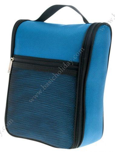 M 2496 กระเป๋าใส่ของใช้ส่วนตัว ผ้า 1680D