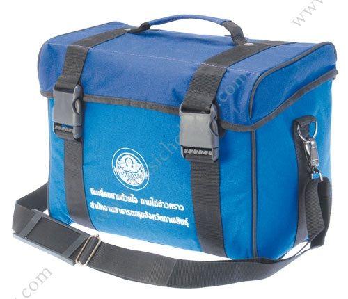 M 2472 กระเป๋าเก็บความเย็น ผ้า 600D