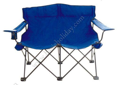 M 2515 เก้าอี้พับแบบที่นั่ง 2 คน ผ้า 600D