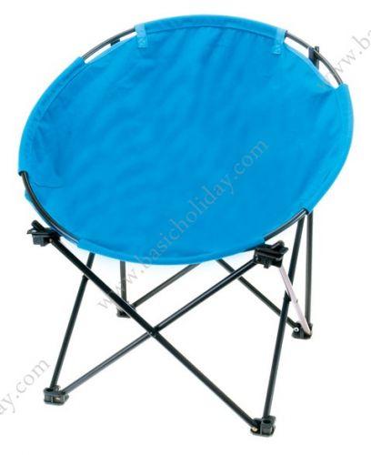 M 2529 เก้าอี้พับ แบบที่นั่งกลม ผ้า 600D-ใหญ่