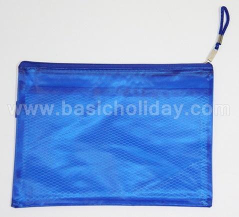 กระเป๋าและกล่องใส่เครื่องเขียน ซองซิปพลาสติก ราคาถูก ของแจก ทำรางวัล