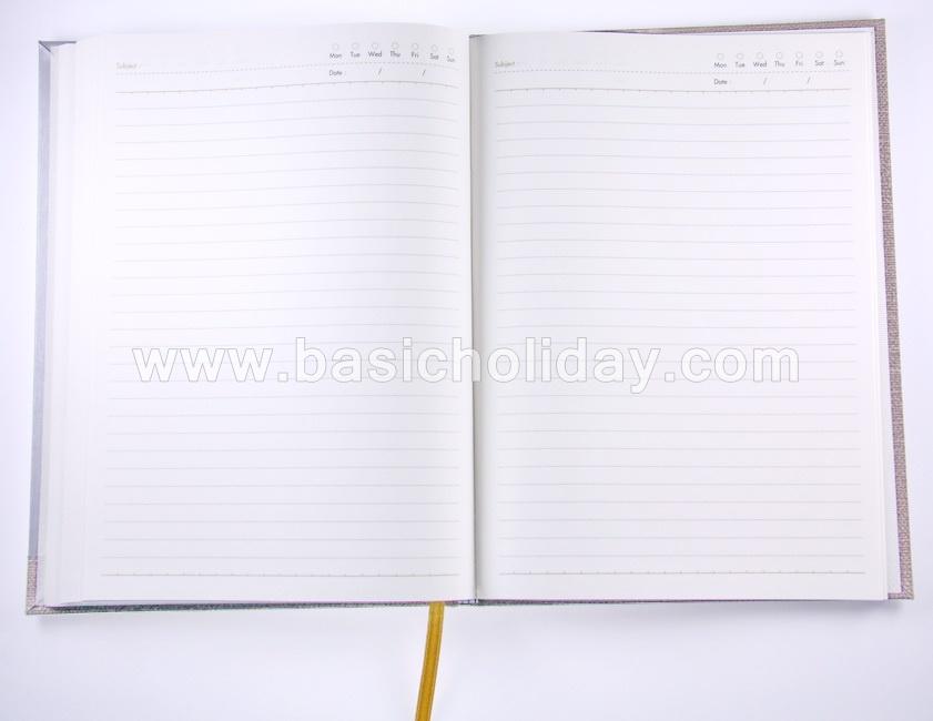 สมุดปกหนัง สมุดปกผ้า สมุดพรีเมี่ยม สมุดไดอารี่ สินค้าที่ระลึก ของขวัญ ของชำร่วย ของแจก กิจกรรม