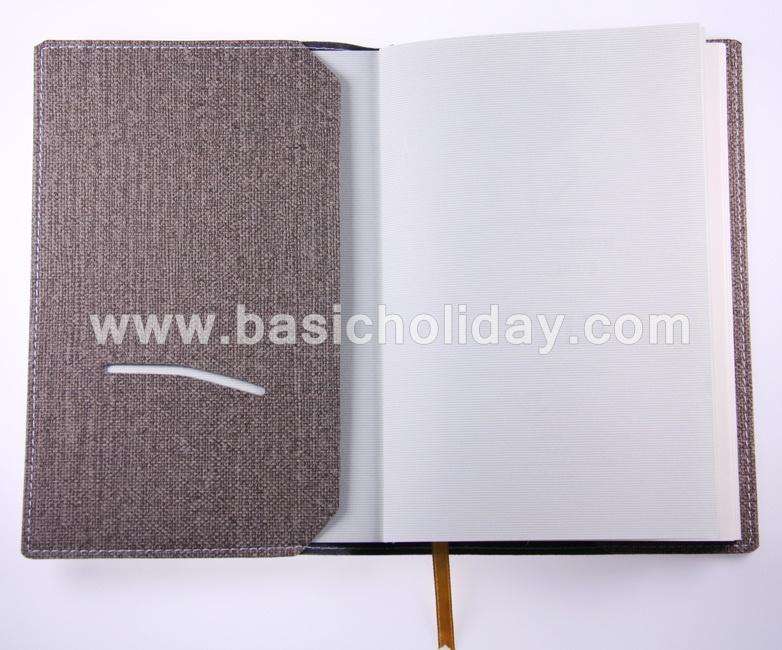 Managerial Note A5 สมุดไดอารี่ปกหนังพี่ยู PU สมุดโน้ต ไดอารี่ สินค้าพรีเมี่ยม ของขวัญ ของแจก สินค้าที่ระลึก