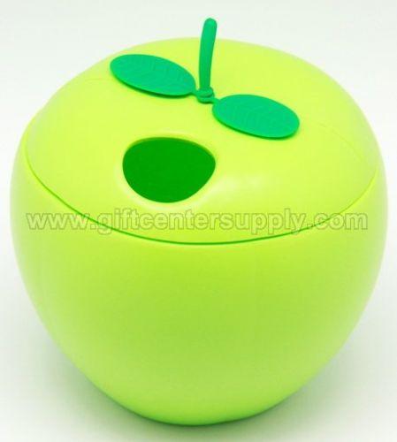 กล่องใส่กระดาษทิชชู กล่องใส่กระดาษชำระ กล่องใส่ทิชชู่ กล่องใส่ทิชชู่ผลไม้- แอปเปิ้ล