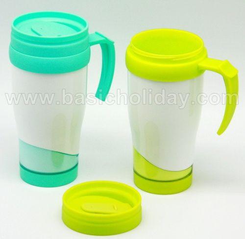 P 2061 แก้วน้ำพลาสติก 420 ml.