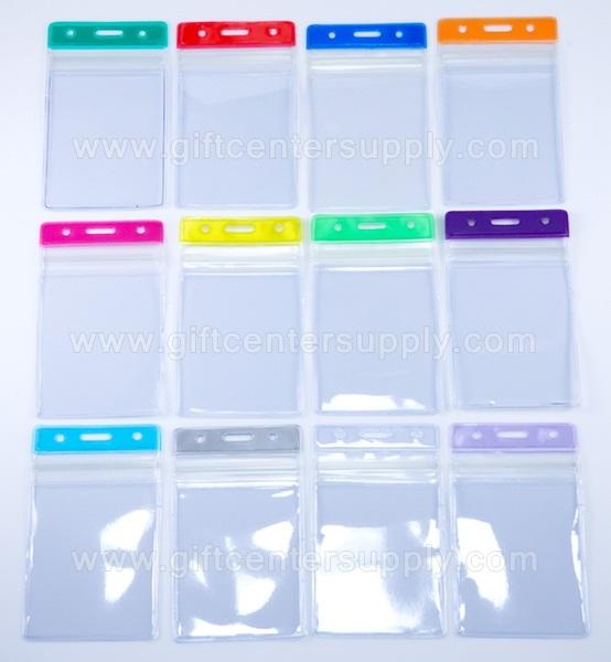 ถุงซิปล็อค ถุงซิป ซองซิป ใส่ของ ซองซิปใส่บัตร ของแจก สินค้าสกรีนโลโก้ สินค้าพรีเมี่ยม