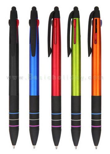 ปากกาพรีเมี่ยม ปากกาของพรีเมียม ปากกาหมึกหลายสี ปากกาหมึก 3 สี ปากกาแจก ปากกาที่ระลึก