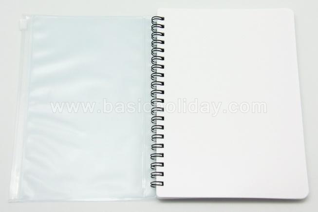 ของพรีเมี่ยม กระดาษและสมุดโน๊ต ของที่ระลึก สมุดโน๊ตสำเร็จรูป สมุดโน้ตมีถุงซิปล็อค