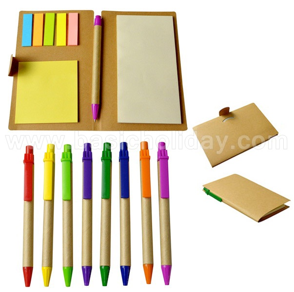 สมุดโน๊ตพร้อมปากกา ของพรีเมี่ยม souvenir สินค้าพรีเมียม ของที่ระลึก ของชำร่วย ของแจก ของแถม สั่งทำ สั่งผลิต