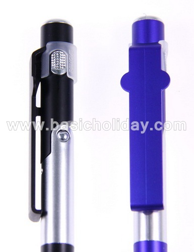 Pen ปากกาไฟฉาย ปากกาพับได้ ปากกาสกรีนฟรี ของแจก ของแถม ของที่ระลึก ของขวัญ สินค้าพรีเมี่ยม