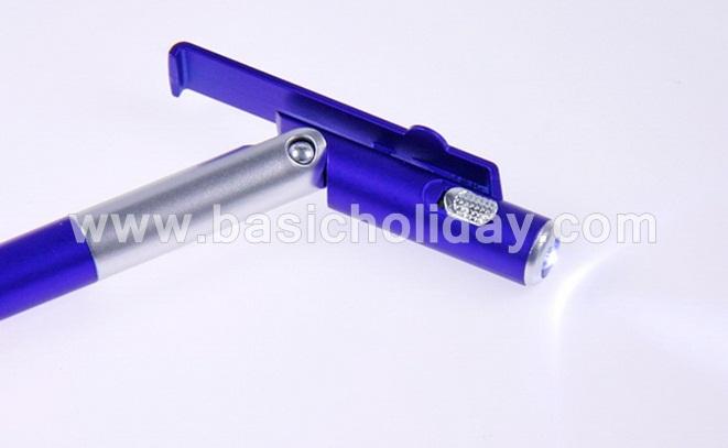 Pen ปากกาไฟฉาย ปากกาทัชสกรีน ปากกาพับได้ ปากกาสกรีนฟรี ของแจก ของแถม ของที่ระลึก ของขวัญ